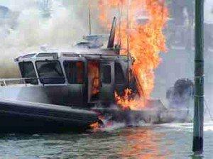 Boat Fire - Boat Insurance