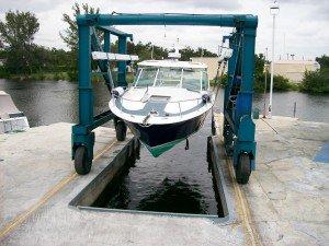 Boat Insurance, Layup