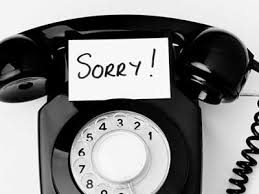 September 30th Email and Main phone lines down
